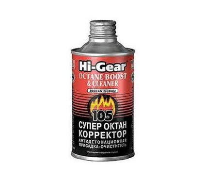 Октан-корректор HI GEAR HG3306