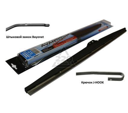 Щётка стеклоочистителя гибридная AVANTECH S-11