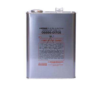 Жидкость TOYOTA 08886-01705