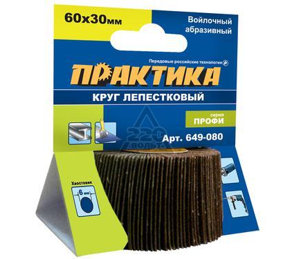 Круг Лепестковый Торцевой (КЛТ) ПРАКТИКА 649-080