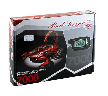 Сигнализация RED SCORPIO 7000