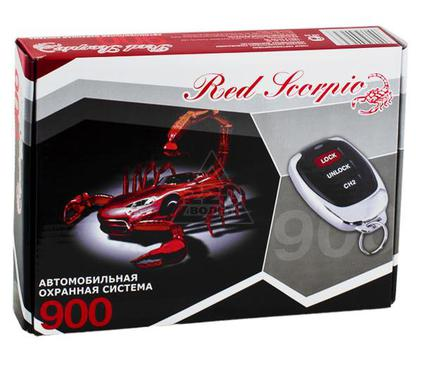 Сигнализация RED SCORPIO 900
