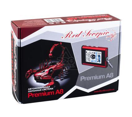 Сигнализация RED SCORPIO Premium A8