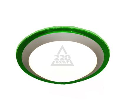 Светильник настенно-потолочный ESTARES ALR-14 Зеленый