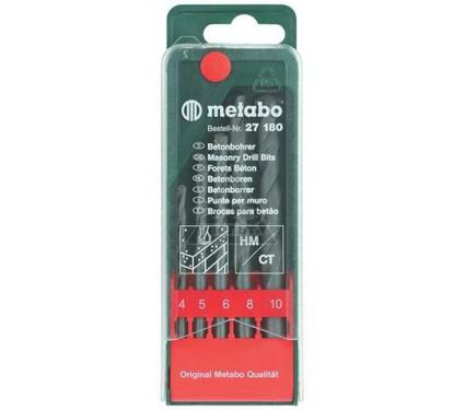 Набор сверл METABO 627180000