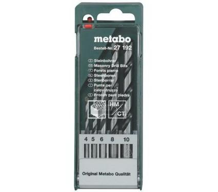 Набор сверл METABO 627181000