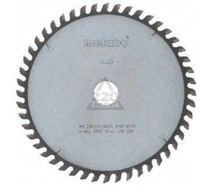 Диск пильный твердосплавный METABO 628035000