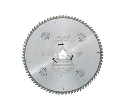Диск пильный твердосплавный METABO 628076000