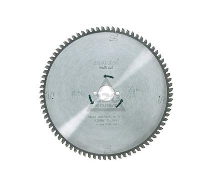 Диск пильный твердосплавный METABO 628088000