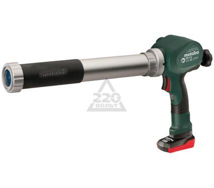 Пистолет для герметика METABO PowerMaxx KP