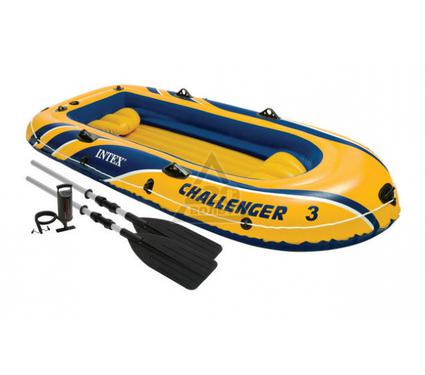 Лодка INTEX 68370 CHALLENGER 3