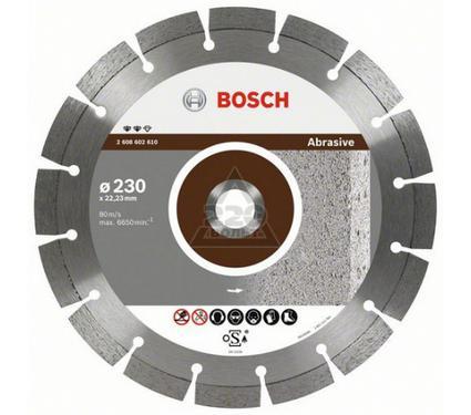 Круг алмазный BOSCH 2608602606
