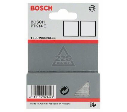 Гвозди для степлера BOSCH 1609200382