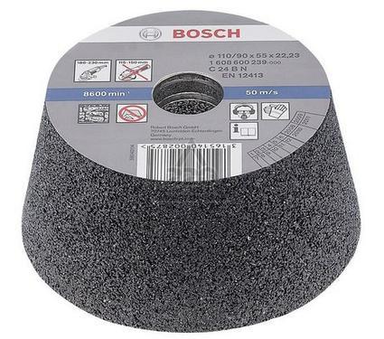 Круг шлифовальный BOSCH 1608600240