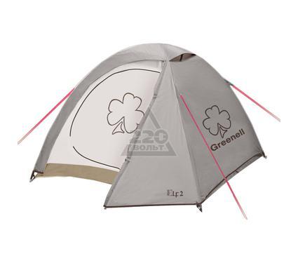 Палатка GREENELL Эльф 2 V3 Коричневый