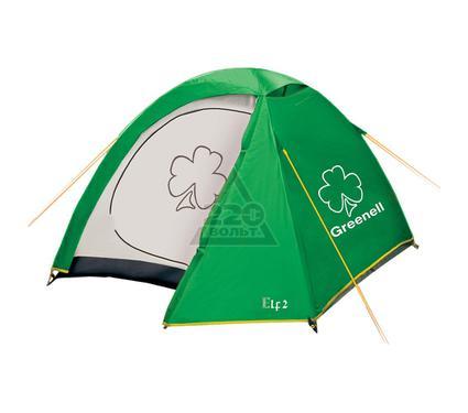 Палатка GREENELL Эльф 3 V3 Зеленый