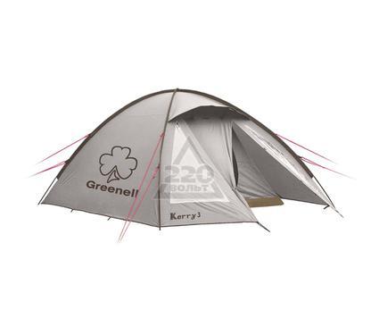 Палатка GREENELL Керри 2 V3 Коричневый