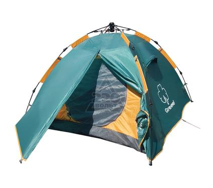 Палатка GREENELL Трале 3 Зеленый