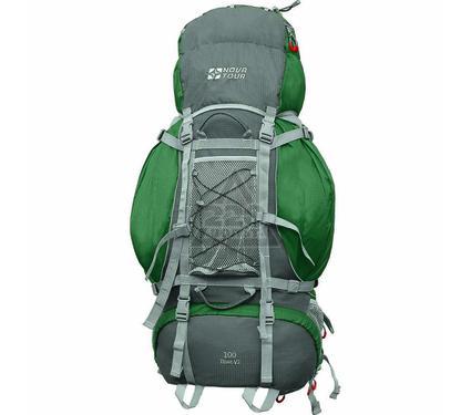 Рюкзак NOVA TOUR Тибет 100 V2 Серый/зеленый