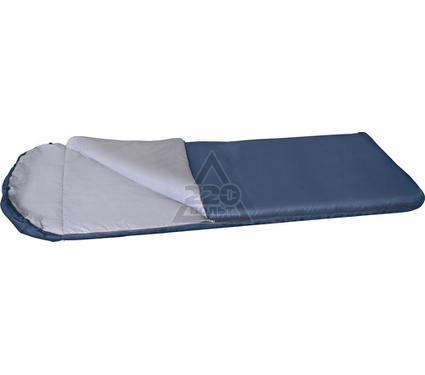 Спальный мешок ALASKA Одеяло +10 С Синий