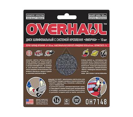Круг шлифовальный OVERHAUL OH7148