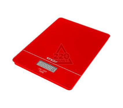 Весы кухонные ENERGY EN-413 (красные)