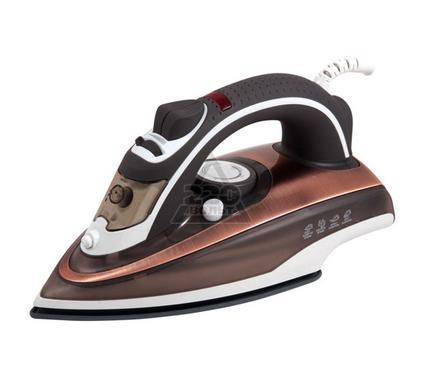 Утюг ENERGY EN-325 коричневый