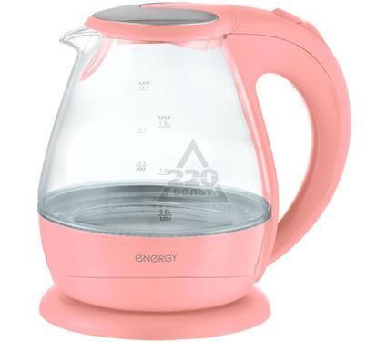 Чайник ENERGY E-266 розовый