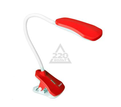 Лампа настольная UNIEL TLD-513 Red/LED/360Lm/4500K