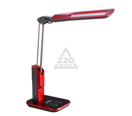 Лампа настольная UNIEL TLD-515 Red/LED/900Lm/2700-6400K/Dimmer