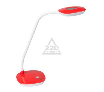 Лампа настольная UNIEL TLD-518 Red/LED/400Lm/4500K