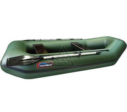 Лодка HUNTERBOAT Хантер 280 зеленая
