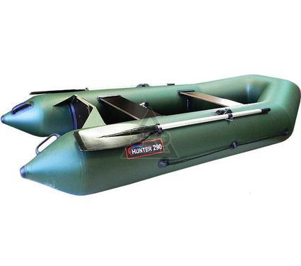 Лодка HUNTERBOAT Хантер 290 Л зеленая