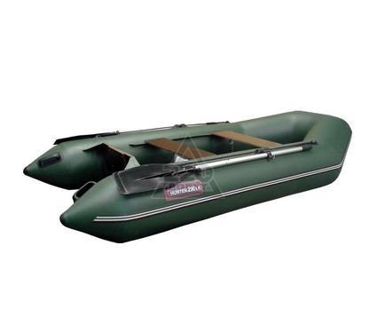 Лодка HUNTERBOAT Хантер 290 ЛК зеленая