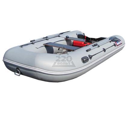 Лодка HUNTERBOAT Хантер 335 серая