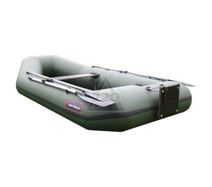 Лодка HUNTERBOAT Хантер 280 РТ зеленая Комфорт