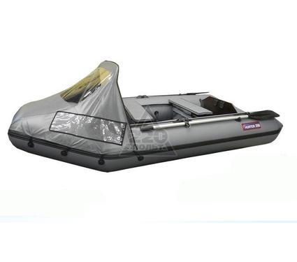 Лодка HUNTERBOAT Хантер 290 Р серая Комфорт