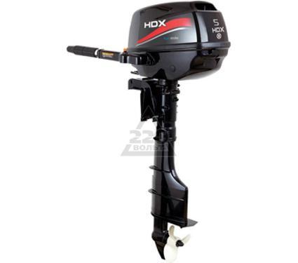 Мотор лодочный HDX F 5 BMS