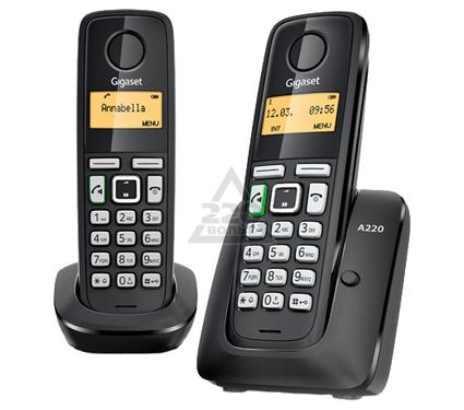 Радиотелефон GIGASET A220 DUO
