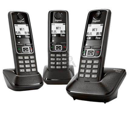 Радиотелефон GIGASET A420 TRIO