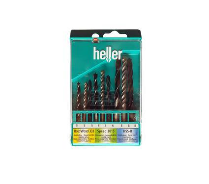 Набор сверл HELLER 17741 2 3390/09