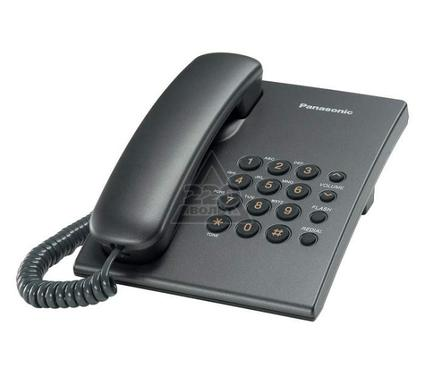 Проводной телефон PANASONIC KX-TS2350RUT