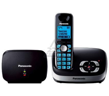 Радиотелефон PANASONIC KX-TG6541RUB