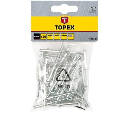 Заклепка TOPEX 43E502
