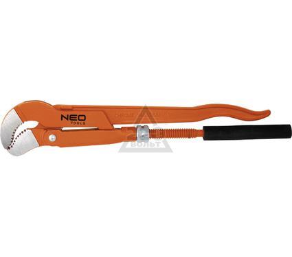 Ключ трубный шведский NEO 02-123