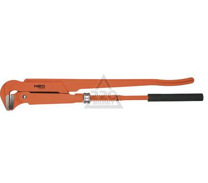 Ключ трубный шведский NEO 02-133