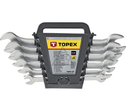 Набор гаечных ключей TOPEX 35D656