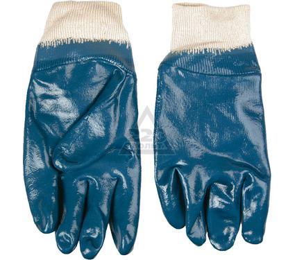 Перчатки нитриловые TOPEX 83S201