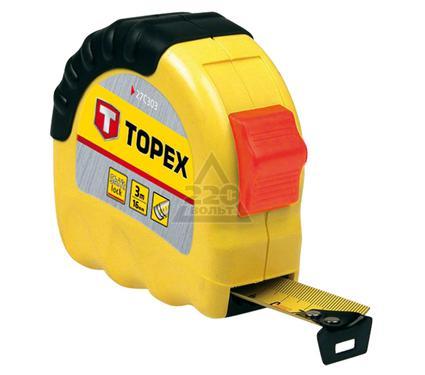 Рулетка TOPEX 27C303