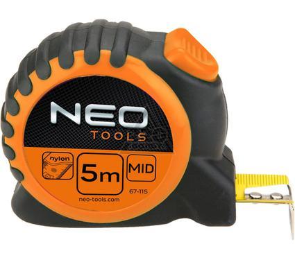 Рулетка NEO 67-165